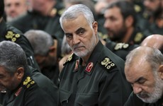 Iran warns of 'severe revenge' after top general killed in US airstrike