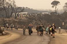 Australian PM Scott Morrison: 'I understand wildfire victims' anger'