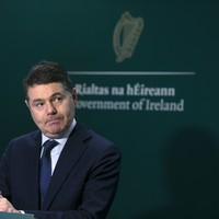 Ireland's corporation tax take expected to rise again this year, but Donohoe admits it can't be relied upon in future