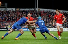 Derby drought not a concern for Munster ahead of tonight's clash with Ulster