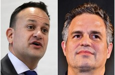 Mark Ruffalo wrote to Varadkar to ask him to 'protect the American people' and block imported US fracked gas