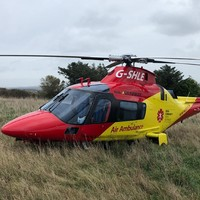 'We're saving lives several times a week': Cork air ambulance risks being grounded after funding shortfall