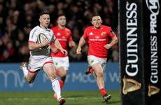 Cooney's sparkling form continues as Ulster run five past Munster