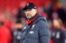 Liverpool boss Klopp calls for end to England's festive fixture mayhem