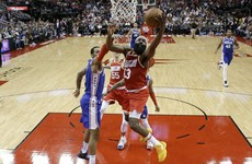 Harden hits 44 points in Rockets victory while Davis and LeBron shine for Lakers