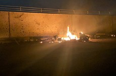 Ireland calls for 'maximum restraint' following US assassination of Iranian general