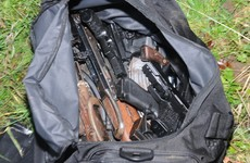 Gardaí seize guns and ammunition in targeted gangland search in north Dublin