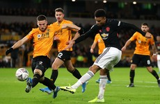 Doherty goal disallowed as sluggish United play out stalemate with Wolves