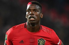 'You won't see Pogba go in January' - Solskjaer adamant Man Utd talisman will not be sold
