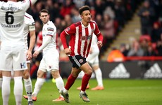 Ireland U21 defenders start in FA Cup wins and Robinson nets for Sheffield United