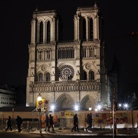 Notre Dame 'not saved yet' and still in a 'state of peril' following devastating fire