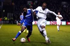 Moyes earns second West Ham win against battling Gillingham
