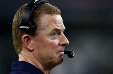 Dallas Cowboys fire head coach Jason Garrett