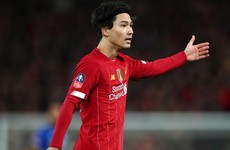'One of the most intense matches I've ever played' - Minamino revels in Liverpool debut