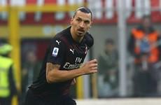 Ibrahimovic can't inspire AC Milan to win on return