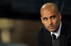 No talks between Bayern and Guardiola - agent