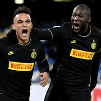 Lukaku brace ends San Paolo famine and sends Inter back top