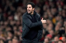 'He shouted a lot. He was not happy' - Arteta half-time rant inspired Arsenal revival