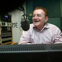 RTÉ broadcaster Larry Gogan has died aged 85