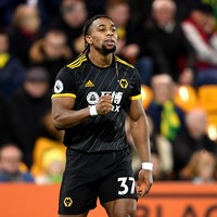 Adama Traore approached by NFL teams, says Wolves team-mate Saiss