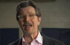 WATCH: Gary Oldman curses out athletes, tells them to quit acting
