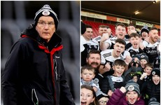 'Mickey Moran magic,' and the rural parish of 1,000 people going to a first-ever All-Ireland final