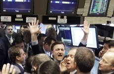 Wall Street stock falls over EU debt and Korean conflict fears