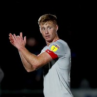 Irish striker Eoin Doyle could be set to create history