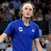 Grounded! Greece star Tsitsipas injures father with racket in on-court outburst