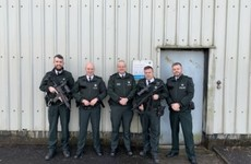 PSNI chief sorry for Christmas Day photo with armed officers in Crossmaglen
