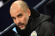 Guardiola wary of Man Utd comeback despite first-leg win