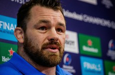 Cian Healy happy to meet challengers in competitive Leinster squad