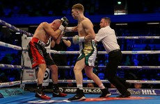 Quigley to continue on comeback trail with second fight in seven weeks
