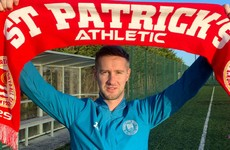 Former Rangers star Billy King the latest arrival at St Patrick's Athletic