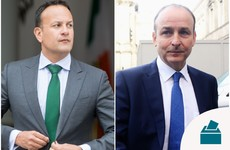 We should know more about the timing of an election after Leo and Micheál meet for crunch talks today