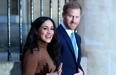 Queen was kept in the dark about Harry and Meghan's decision to announce a 'step back' from royal duties