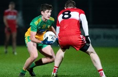 Wins for Tyrone, Down and Donegal confirm McKenna Cup semi-final line-up