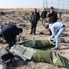 Ukrainian plane 'turned back' before crashing in Iran as authorities probe 'seven scenarios'