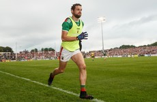 Parsons returns to Mayo starting team for first time since horror knee injury in 2018