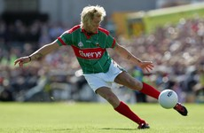 'When I first started watching football in Mayo, Ciaran McDonald was at the height of his career'