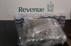 Cannabis discovered inside a number of packages marked as 'children's toys' at Dublin Mail Centre