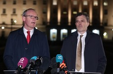 UK and Irish governments publish proposed deal to restore powersharing in North