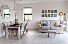 'Every room is filled with things we love': Inside a cosy family four bed in Co Down