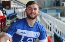 U21 international striker becomes the second Irishman to leave Hearts this week
