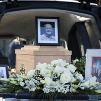 'We've lost the king of our family': Funeral of Larry Gogan takes place in Dublin
