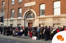 Anti-abortion protests at hospitals: How have other countries handled them and what's the way forward here?