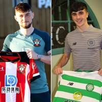 Ireland U19 internationals rewarded with new Southampton and Celtic deals