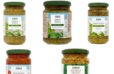Tesco recalls own branded pesto products over undeclared peanut content