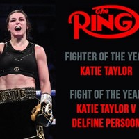 Katie Taylor caps memorable 2019 with prestigious Ring Magazine Fighter of the Year award