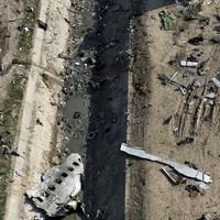 Iran admits it mistakenly shot down Ukrainian passenger jet following 'human error'